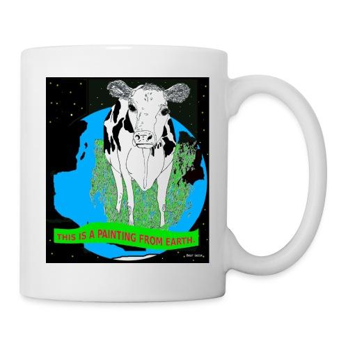 koeienbeker - Mok