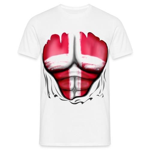 Men's England - White - Men's T-Shirt