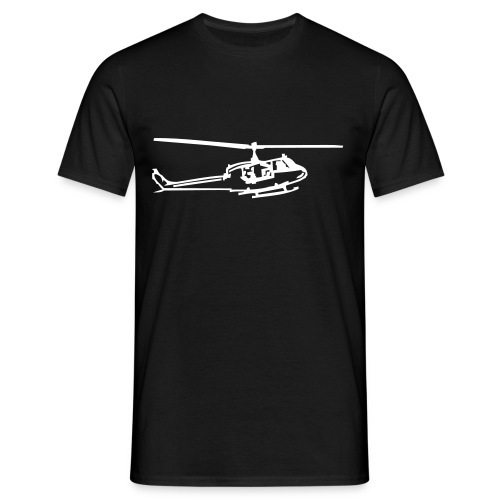 Helikopter - Männer T-Shirt