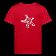 T-Shirts ~ Kinder Bio-T-Shirt ~ Seestern Kids