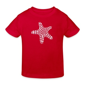Seestern Kids - Kinder Bio-T-Shirt