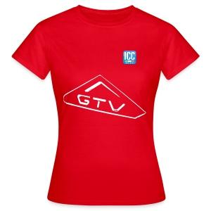 T-shirt Ligne GTV11 BF - T-shirt Femme