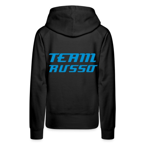 Women's Blue TEAM RUSSO T-Shirt - Women's Premium Hoodie
