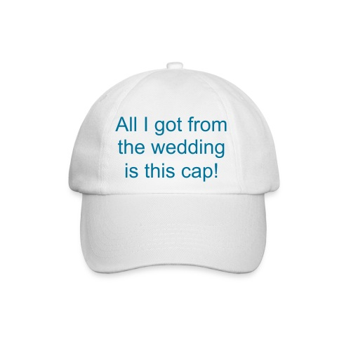 All I got cap - Baseball Cap
