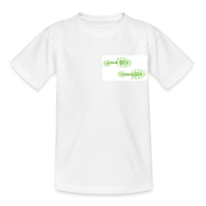 Kid's Walk with Compassion t-shirt - Teenage T-shirt