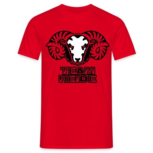 TEAM HEIDE - Männer T-Shirt