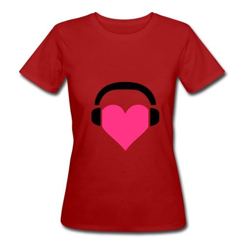 SHE listens!! - Women's Organic T-Shirt