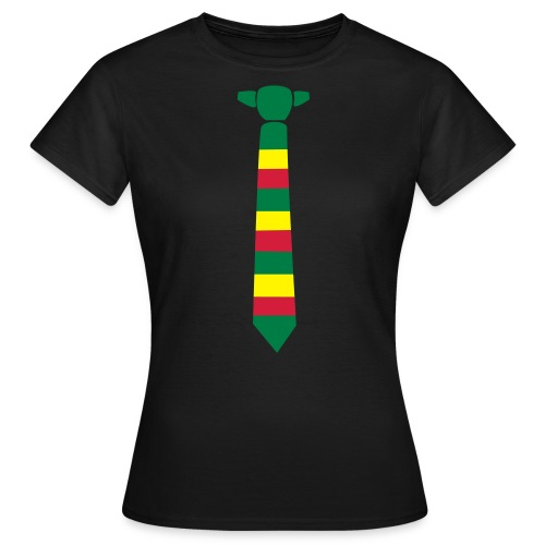 AFRO WORLD MUSIC - Maglietta da donna