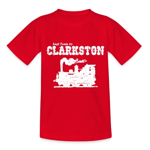 Last Train to Clarkston - Teenage T-shirt