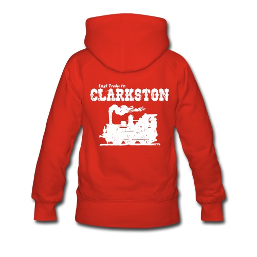 Last Train to Clarkston - Women's Premium Hoodie