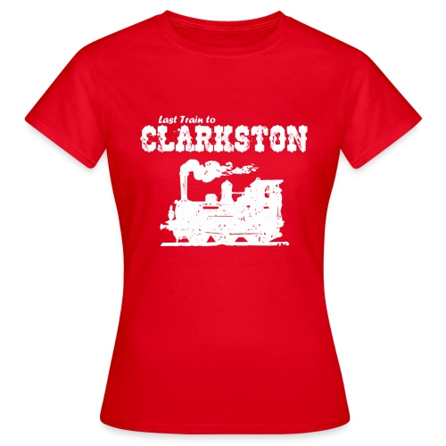 Last Train to Clarkston - Women's T-Shirt
