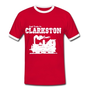 Last Train to Clarkston - Men's Ringer Shirt
