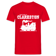 T-Shirts ~ Men's T-Shirt ~ Last Train to Clarkston