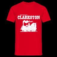 T-Shirts ~ Men's T-Shirt ~ Last Train to Clarkston