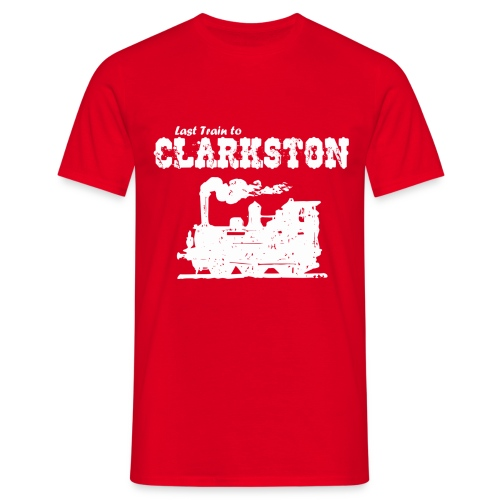 Last Train to Clarkston - Men's T-Shirt