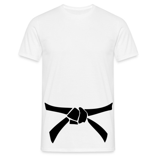 TKD Schwarzgurt - Männer T-Shirt