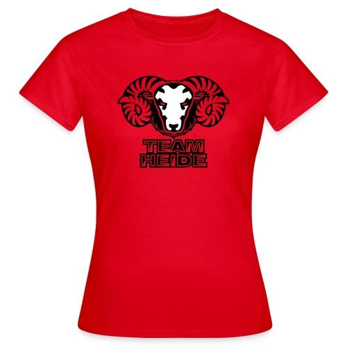 TEAM HEIDE - Frauen T-Shirt