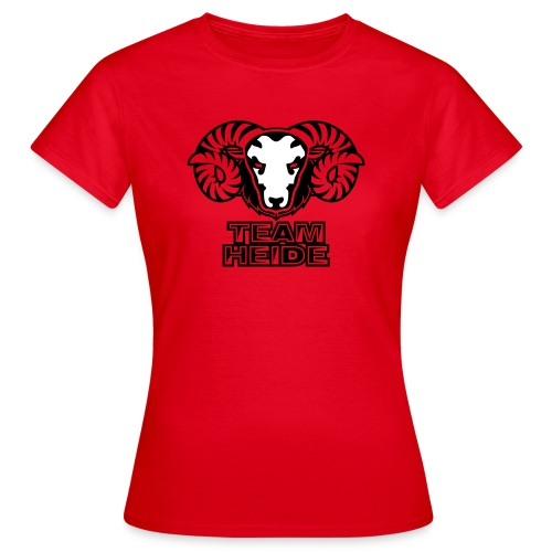 TEAM HEIDE - Frauen T-Shirt