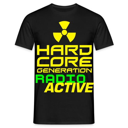 HARCORE GENERATION - Herre-T-shirt
