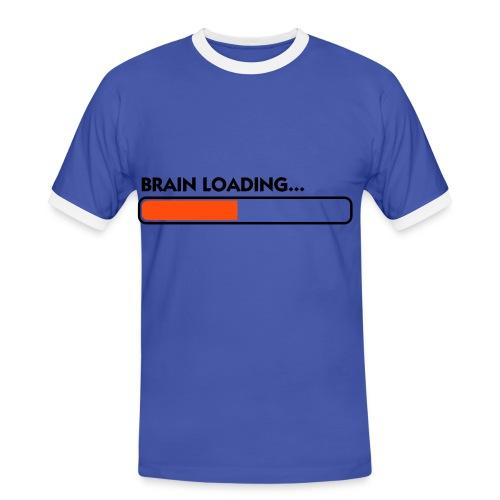 Brain Loading - Men's Ringer Shirt
