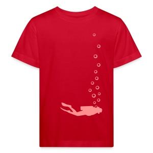 Taucher Kids - Kinder Bio-T-Shirt