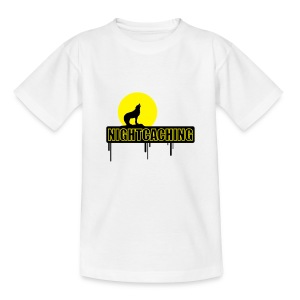 geocaching-13-kid - Teenager-T-shirt