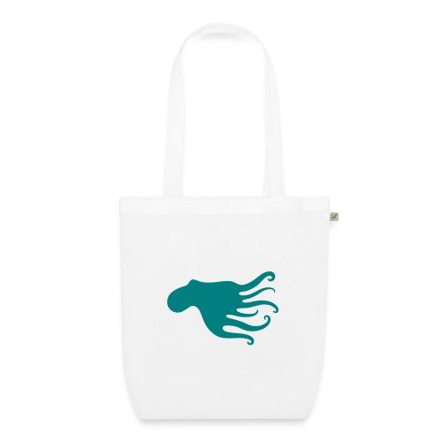 Octopus - Bio-Stoffbeutel
