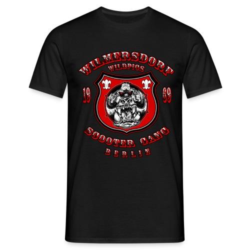ww - Männer T-Shirt