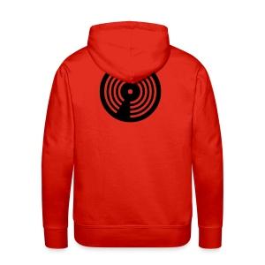 vinyl sweater - Mannen Premium hoodie
