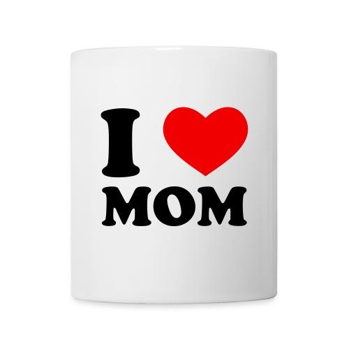 Beker  I Love Mom - Mok
