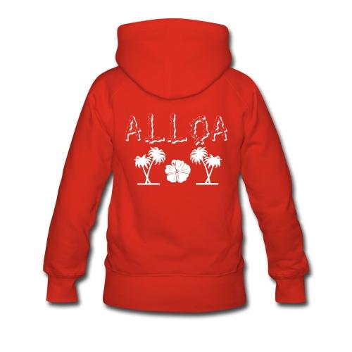 Alloa - Women's Premium Hoodie