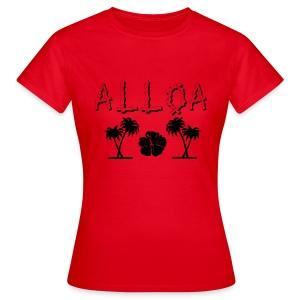 Alloa - Women's T-Shirt