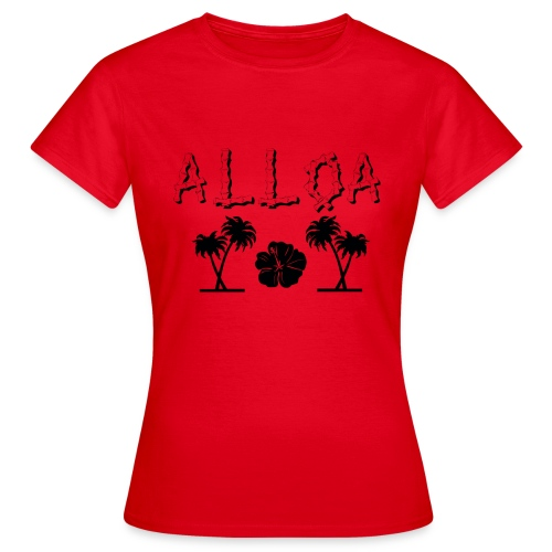 Alloa - Women's T-Shirt