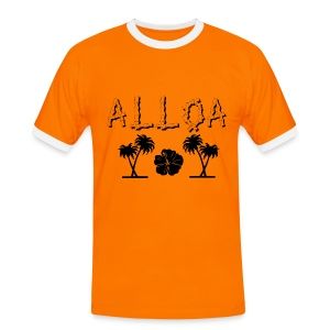 Alloa - Men's Ringer Shirt