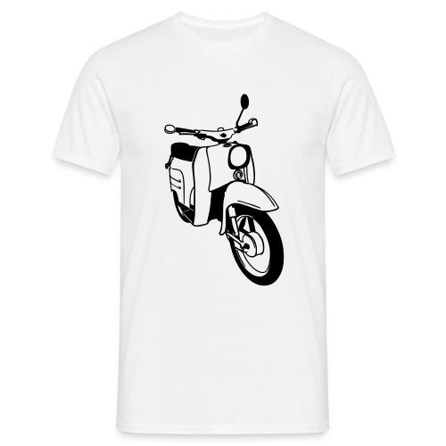 Schwalbe Front - Männer T-Shirt