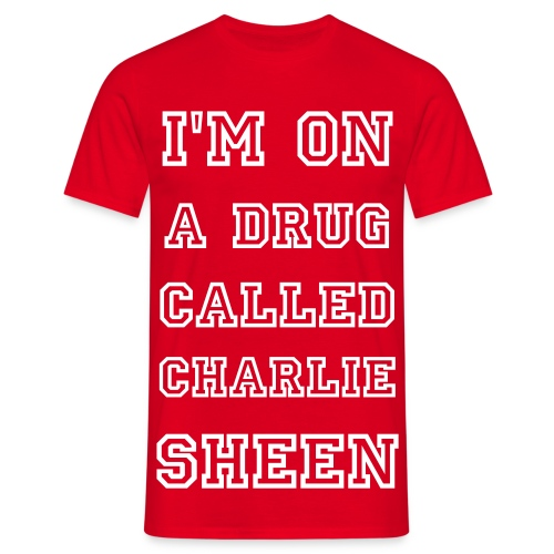 I'm On A Drug Called... - Men's T-Shirt