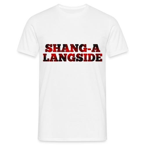 Shang-A-Langside - Men's T-Shirt