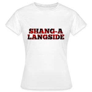 Shang-A-Langside - Women's T-Shirt