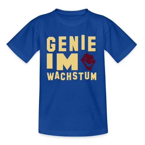 Genie im Wachstum - Teenager T-Shirt