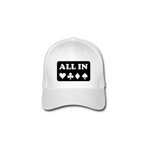 Cappellino All-In - Flexfit Baseball Cap