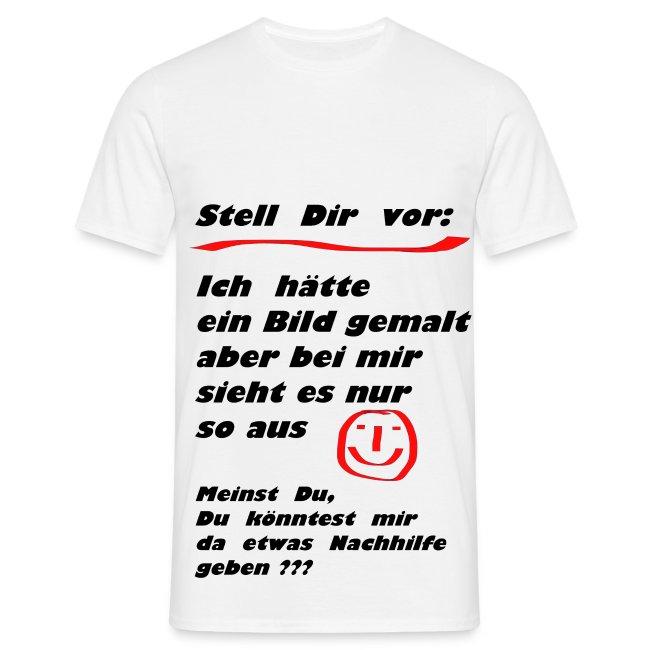 T Shirt Geschenke Fair Kauf Männer Flirt T Shirt Bild Männer T Shirt