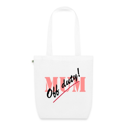 Off Duty Mum Bag - EarthPositive Tote Bag