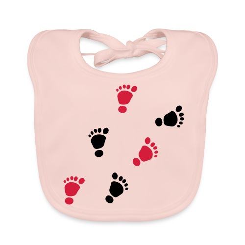 Babero ecológico bebé