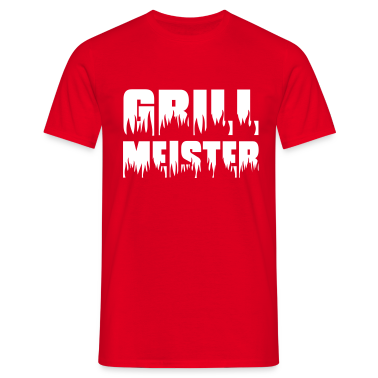 Grillmeister - Grillen T-Shirts