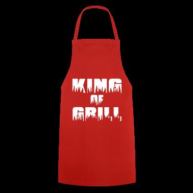 King of Grill - Grill - BBQ Förkläden