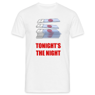 Camisetas ~ Camiseta hombre ~ Dexter - tonight's the night