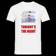 Camisetas ~ Camiseta hombre ~ Dexter - tonight's the night