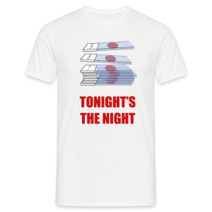 Dexter - tonight's the night - Camiseta hombre