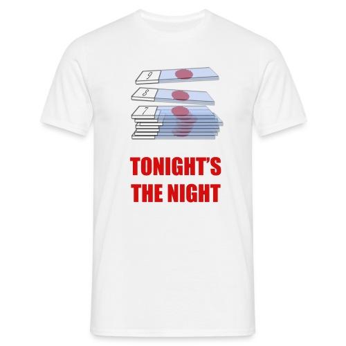Dexter - tonight's the night - Camiseta hombre