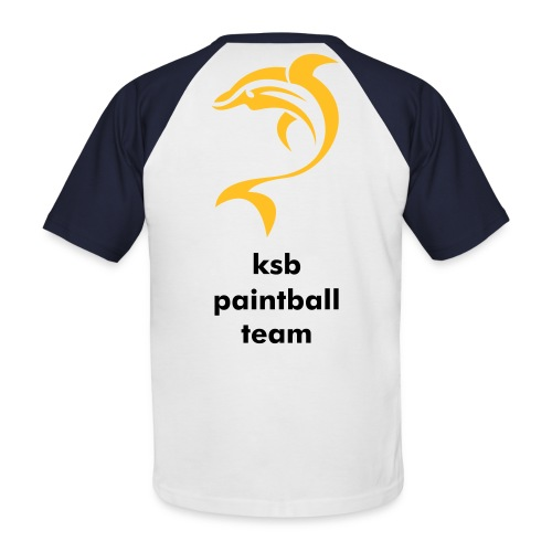 ksbpt t-shirt - Men's Baseball T-Shirt